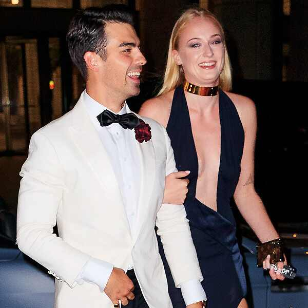 Joe Jonas, Sophie Turner, Joe's 30th Birthday